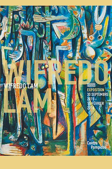 Wilfredo Lamm Exhibit in Centre Pompidou