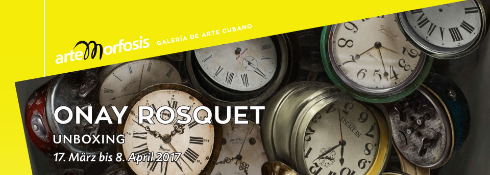 Onay Rosquet – UNBOXING