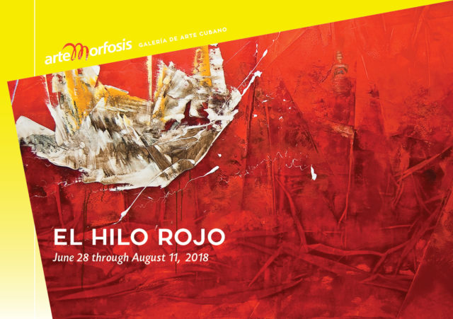 EL HILO ROJO – curated by Sandra De Giorgi