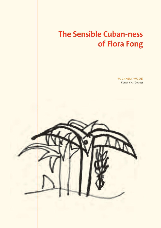 Flora Fong Exhibition Catalog