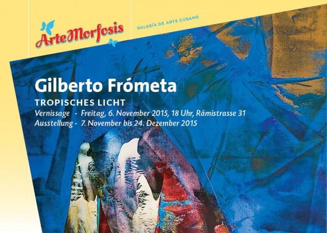 Gilberto Frometa – Tropical Light