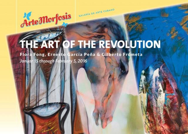 THE ART OF THE REVOLUTION