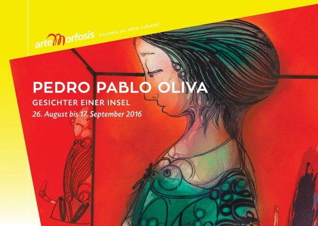 Pedro Pablo Oliva – FACES OF AN ISLAND