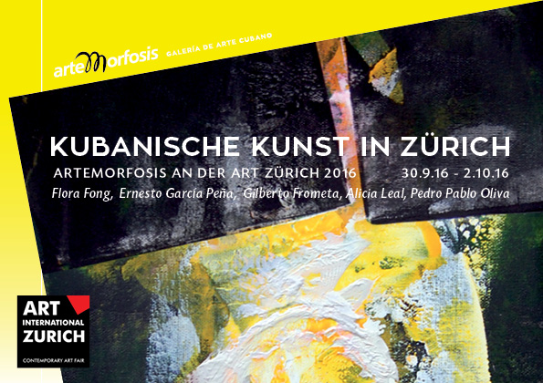 Contemporary Art Fair Zurich 2016