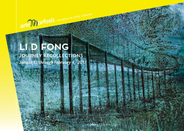 Li D Fong : JOURNEY RECOLLECTIONS