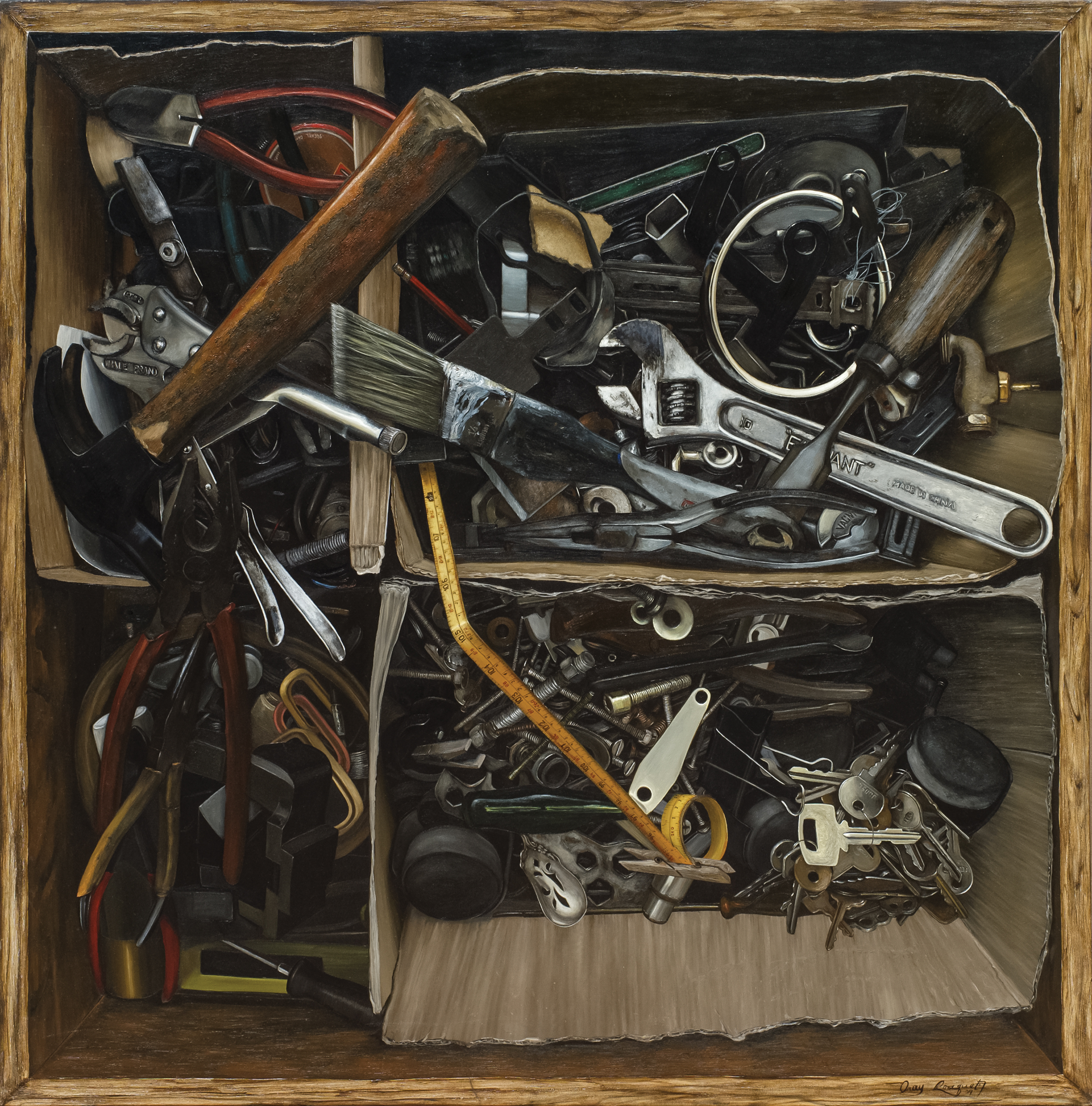 Onay Rosquet - Assembly of Tools