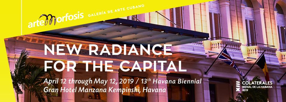 ArteMorfosis @ 13th Havana Biennial, 2019