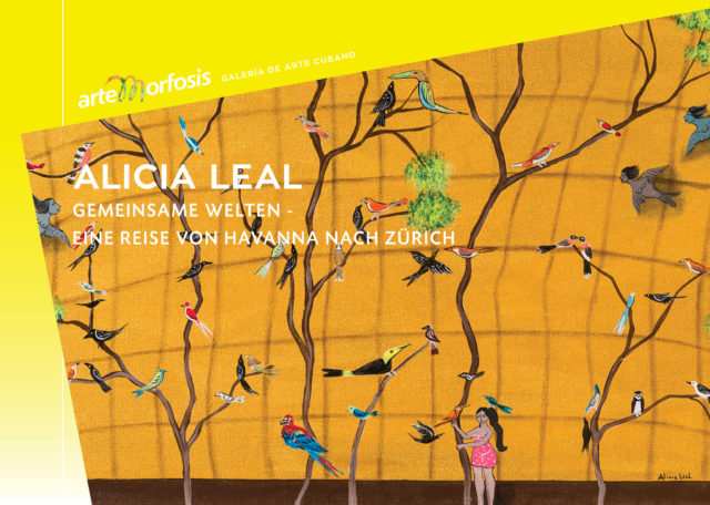 Alicia Leal – SHARED WORLDS