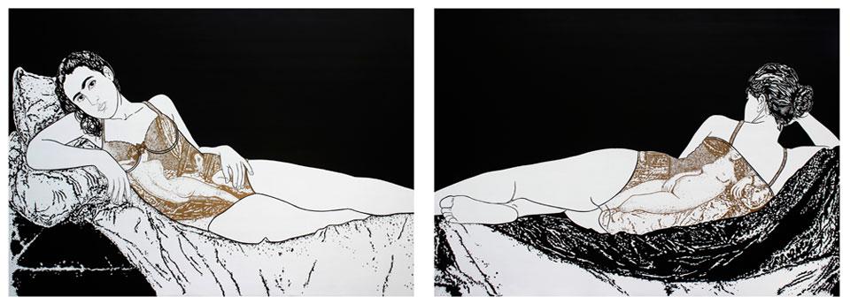 Online Exhibition: Lisandra Isabel Garcia Lopez (*1989, Cuba)