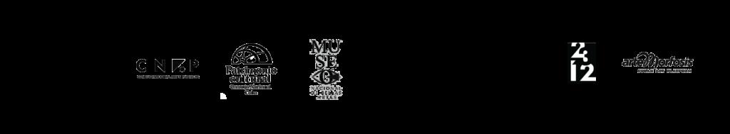 logos - En el centro de abril